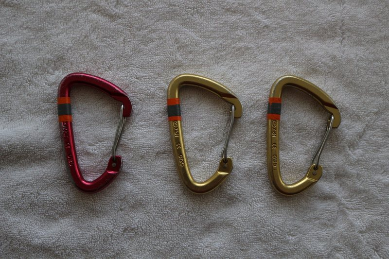 Wild Country Racking Carabiner	Sold
