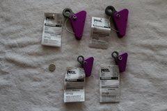 Rock Climbing Photo: Petzl Micrograb ascender smallSold Petzl Microgra...