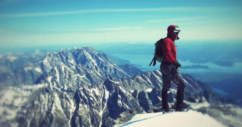 Spring ascent of OS, GTNP