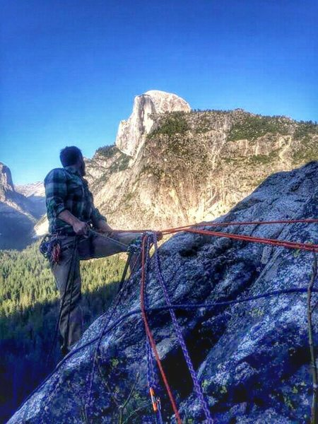 Rock Climbing Photo: Quick Yosemite trip