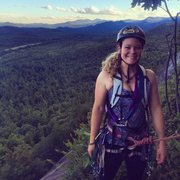 Rock Climbing Photo: In the Adirondacks, NY