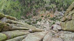 Rock Climbing Photo: Devils Tower, WY