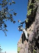 Rock Climbing Photo: Future Primitive
