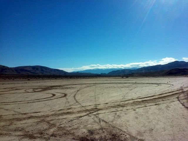 Fairview Dry Lake, Apple Valley Area