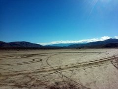 Rock Climbing Photo: Fairview Dry Lake, Apple Valley Area