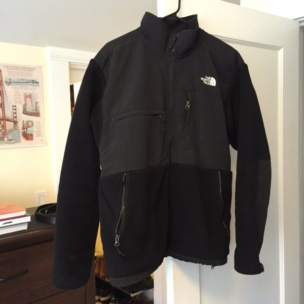 TNF Men's Denali Jacket (Large)