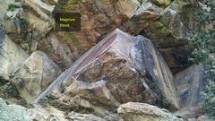 Rock Climbing Photo: Magnum Block.