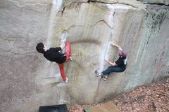 Rock Climbing Photo: Oliver Richman and Josh Musial crushing Celestial ...