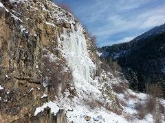 Rock Climbing Photo: 11/29/15