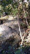 Rock Climbing Photo: Careful!!