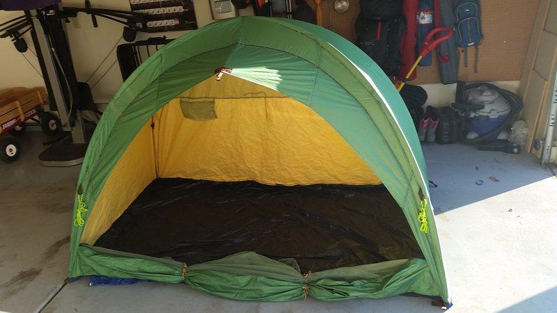 Bibler awhahnee tent <br>