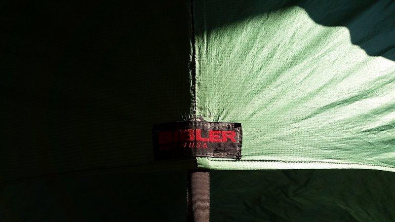 Bibler awhahnee tent