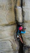 Rock Climbing Photo: good pro everywhere
