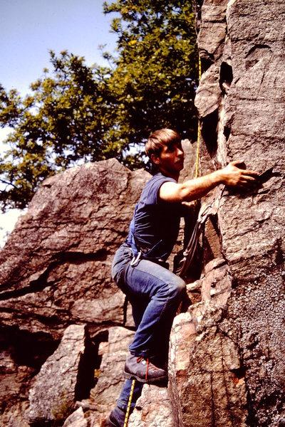 Morganbachtal, Germany 1981