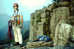 Rock Climbing Photo: The Pfaltz, Germany 1982