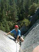 Rock Climbing Photo: Yosemite, Ranger Rock, 2001