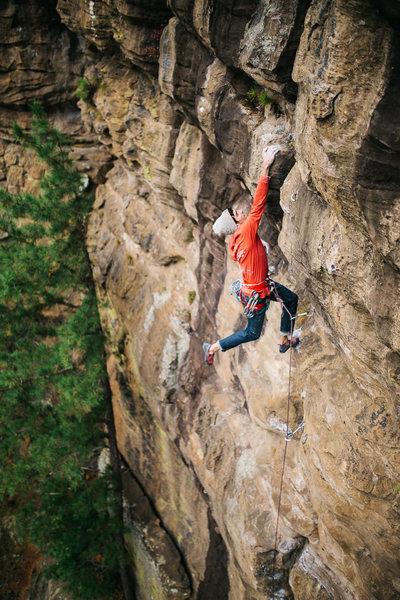 Rock Climbing Photo: Photo: Sam Matthews  samjmatthewsphoto.com