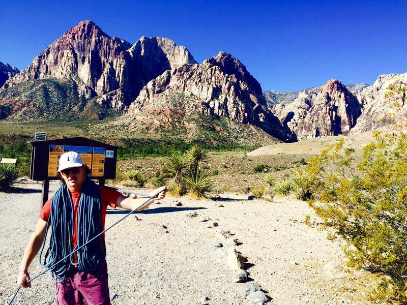 Mescalito, Juniper Canyons
