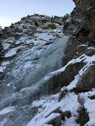 Rock Climbing Photo: Gwi
