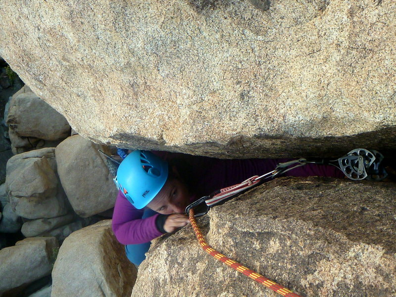 Rock Climbing Photo: unknown OW