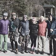Rock Climbing Photo: The crew and I