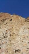 Rock Climbing Photo: Golden Years