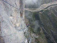 Rock Climbing Photo: Time Wave Zero
