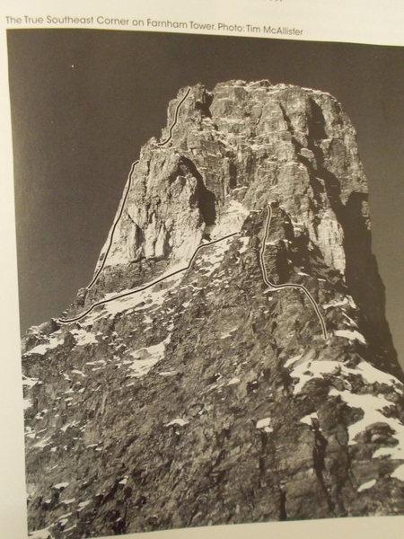 Farnham Tower from CAJ
