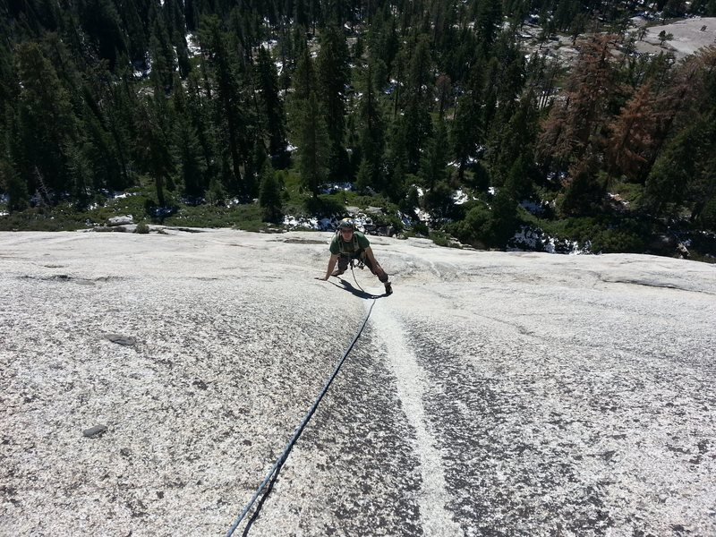 Top of pitch 2