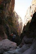 Rock Climbing Photo: Cruz del Diablo