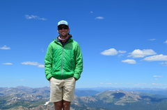 Rock Climbing Photo: Mount Massive