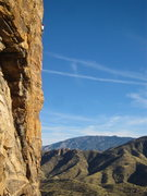 Rock Climbing Photo: 65 degrees at the Ruins late November!