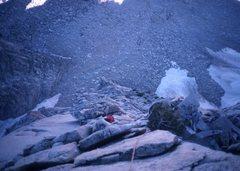 Rock Climbing Photo: Third Pillar, photo by Eric Collins
