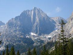 Rock Climbing Photo: The Citadel. 11,738'