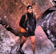 Rock Climbing Photo: soap creek