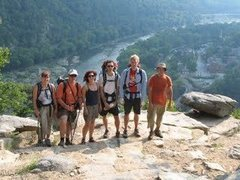 Rock Climbing Photo: Group shot after a great day of climbing with frie...