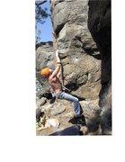 Rock Climbing Photo: big bird arete
