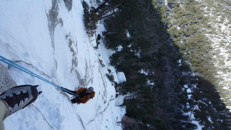 Rock Climbing Photo: trango