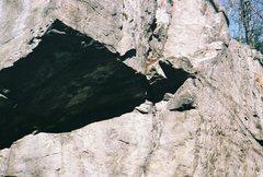 Rock Climbing Photo: Revolver Reach