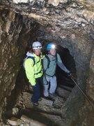 Rock Climbing Photo: Tunnel photo