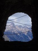 Rock Climbing Photo: Air Vent view