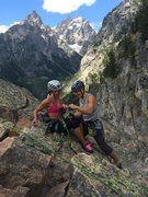 Rock Climbing Photo: Thinking of popping the big question? Do this clim...