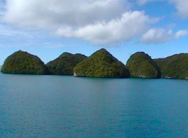 Rock Climbing Photo: Rock Islands, Palau