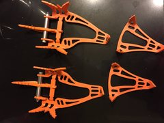 Rock Climbing Photo: Petzl D-lynx crampons