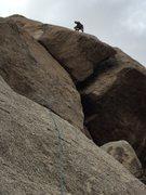 Rock Climbing Photo: Exhilarating!