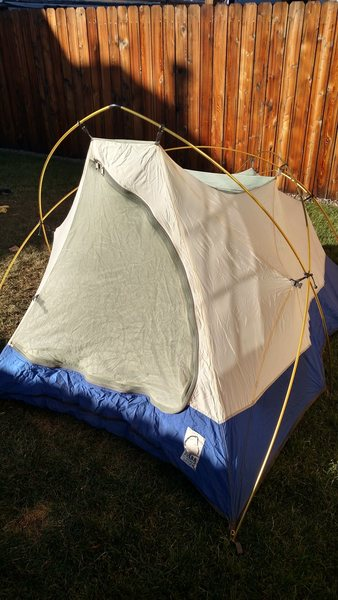 Sierra Designs Polaris Tent