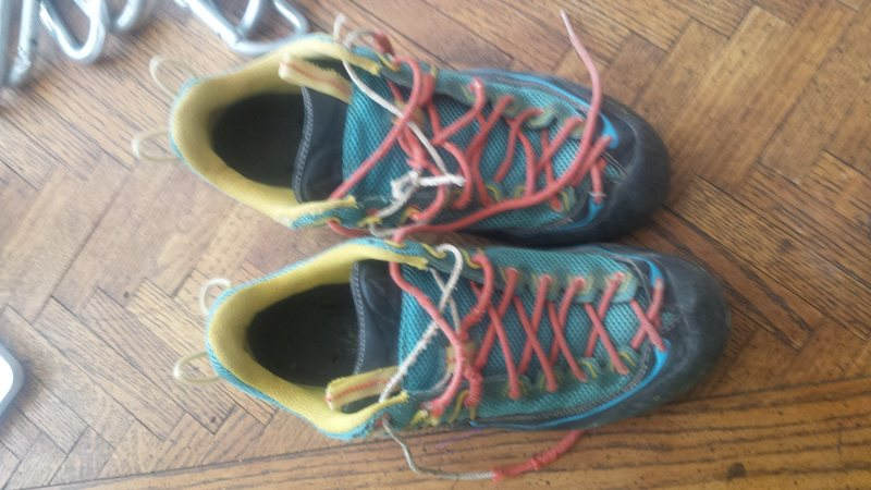 Used but not thrashed Womens explorers size 39  $20