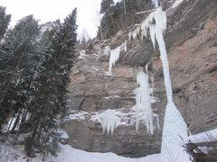 Rock Climbing Photo: Fang, Cupcake, etc.