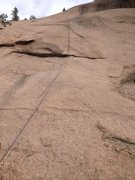 Rock Climbing Photo: Silver Slipper