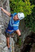 Rock Climbing Photo: Climbing at Munsusan, Ulsan, South Korea